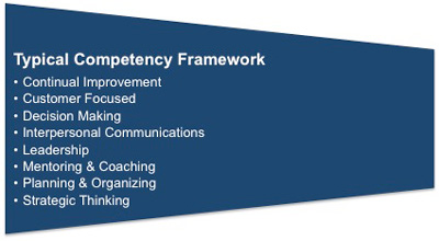 Example competency framework
