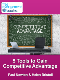 Five Strategy Tools to Gain Competitive Advantage | Free eBook in