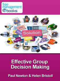 Effective Group Decision Making Free Ebook In Pdf Format