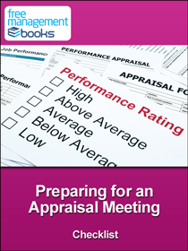 Preparing for an Appraisal Meeting