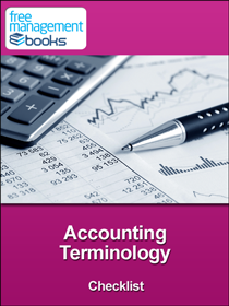 Accounting terminology pdf