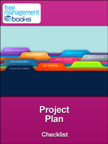 Project Management Plan Checklist