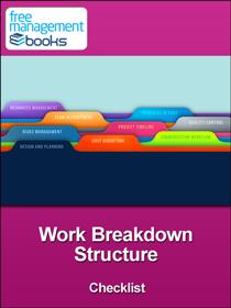 Work Breakdown Structure (WBS) Checklist