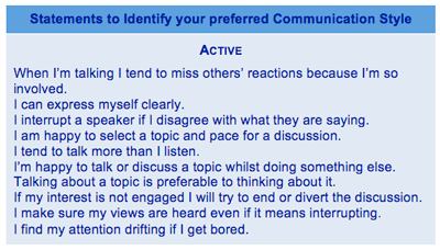 Effective Communication in the Workplace - Communication Styles