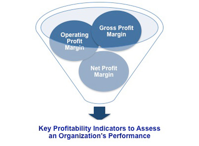 Key profitability indicators