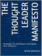 Thought Leader Manifesto Offer