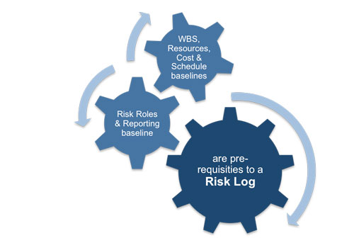 Inputs to the Risk Log