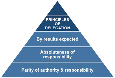 Principles of delegation