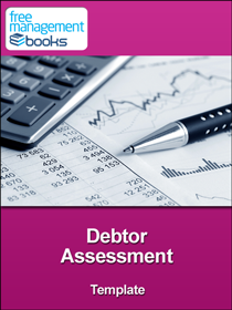 Debtor Assessment Template