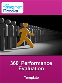 360° Performance Evaluation Template