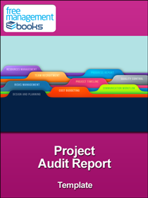 Project Audit Report Template  External Audit Report Template