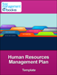 HR Management Plan Template