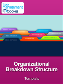 Organizational Breakdown Structure (OBS) Template
