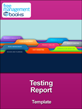 Test Reports Template