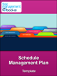 Schedule Management Plan Template