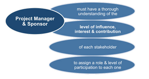 Assessment of Stakeholder Interest Template