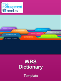 WBS Dictionary Template