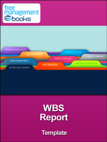 WBS Report Template
