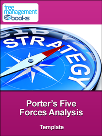 porters five forces analysis template