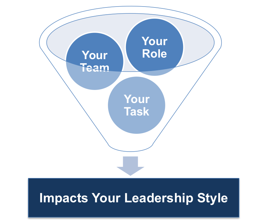 Team development and leadership style