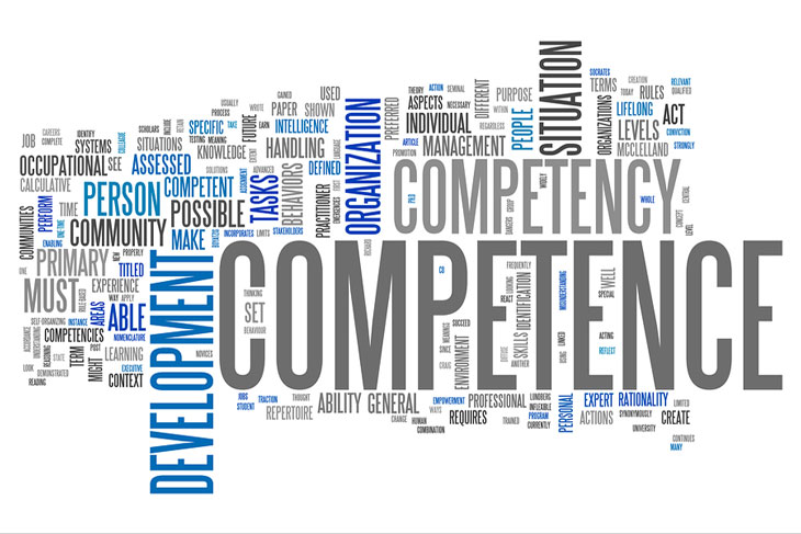 Measuring Competencies In Performance Evaluation
