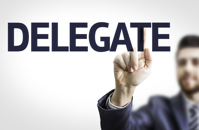 Delegation Tips for Managers