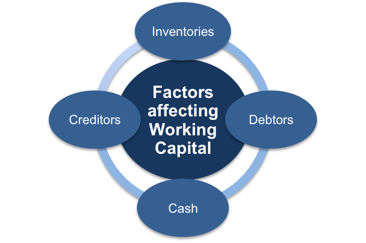 thesis on finance on working capital