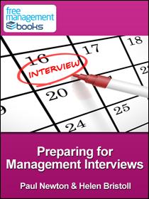 Preparing for Management Interviews