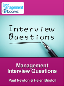 Management Interview Questions pdf