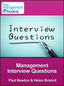 Management Interview Questions pdf