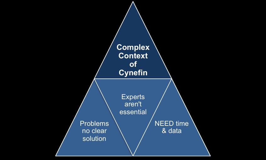 Complex Context of Cynefin