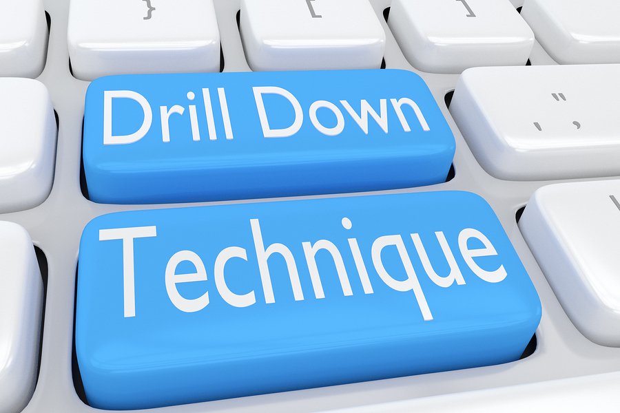 Drill Down Technique