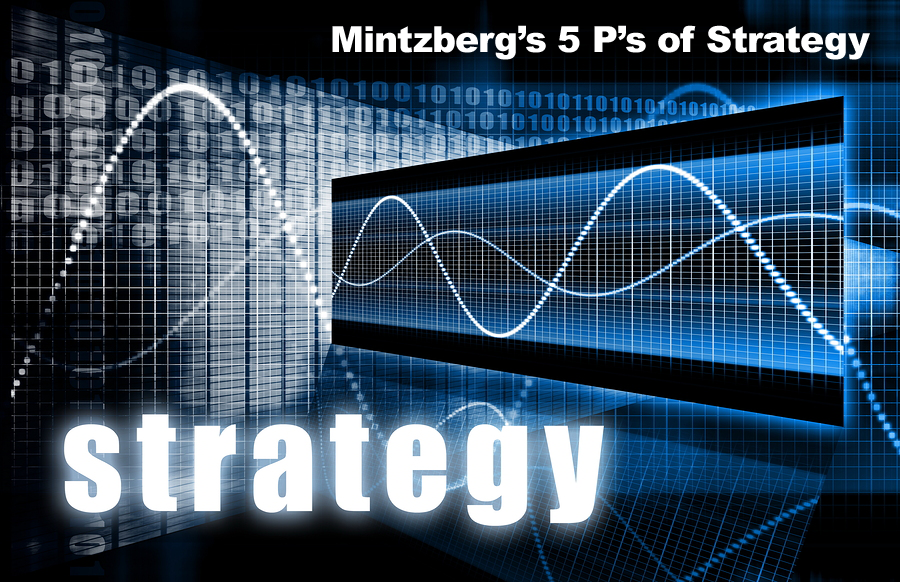 Mintzberg's 5 P's of Strategy