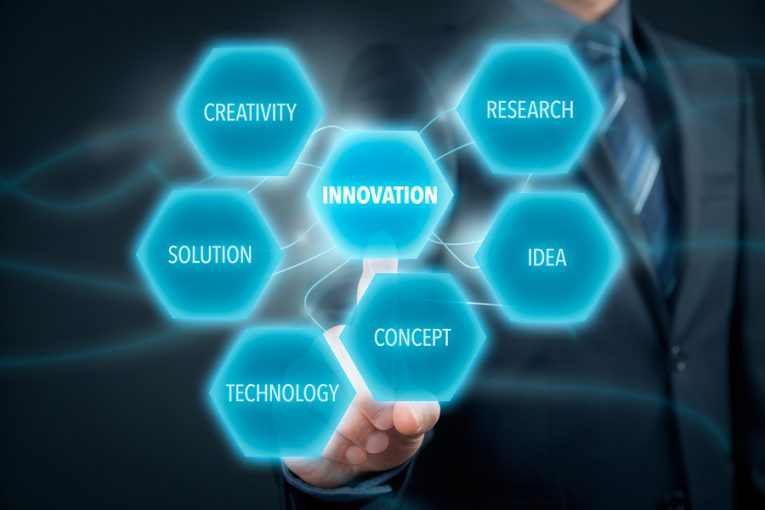 The Four-Step Innovation Process