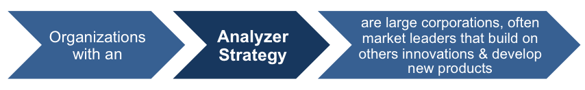 Analyzer Strategy