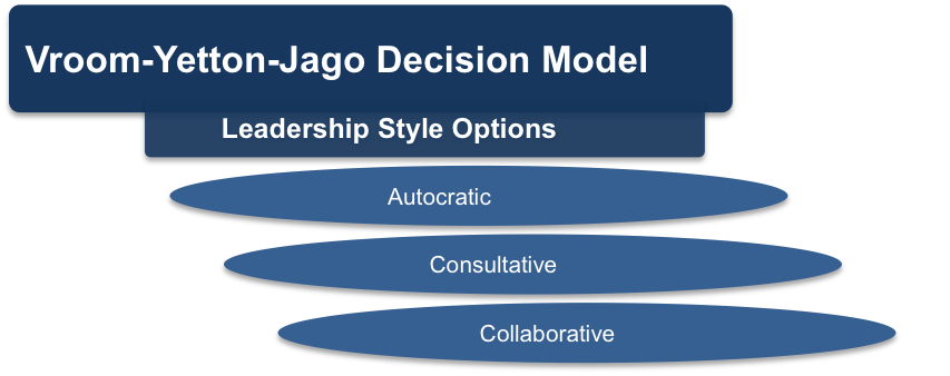 Leadership Style Options