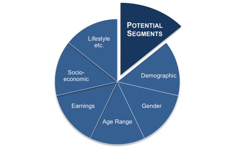 fedex demographic segment The fedex services segment consists of fedex office and print services, inc (fedex office), which provides document and business services and retail access to its package transportation businesses.
